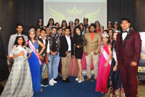 Fashion show held in compliance with the Covid Guide
